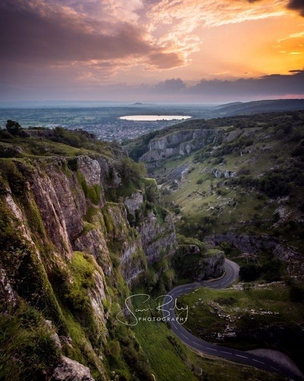 Cheddar Gorge Storm 3