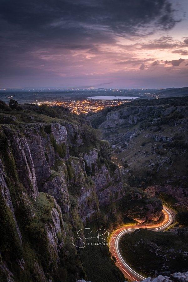 Cheddar Gorge Storm 1